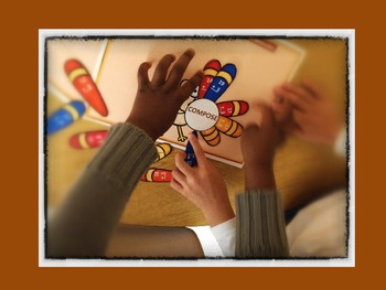 To Compose or Not to Compose? Thanksgiving Turkey CCSS Gr 1 Composing a Ten