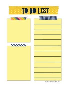 To Do List: Freebie