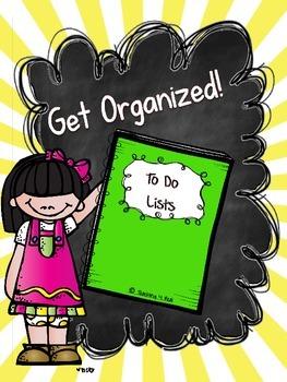 Organization: To Do List