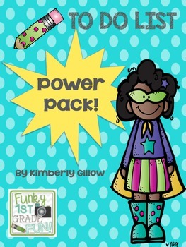To Do List Power Pack