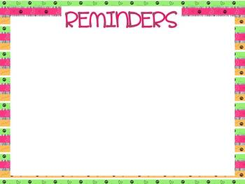 To-Do List and Reminder Printables