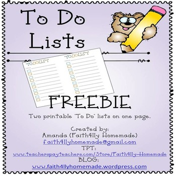 To Do List (Free)