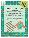Ready-Set-Go: Preparing for Beginning the Year as a Successful New Teacher