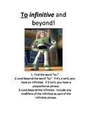 """""""To Infinitive & Beyond"""": Tips for Finding Infinitive & Gerund Phrases"""