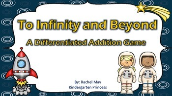 To Infinity and Beyond: A Differentiated Addition Game