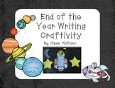 To Infinity and Beyond: End of the Year Writing Craftivity