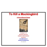 To Kill A Mockingbird Board Game Best Board Game