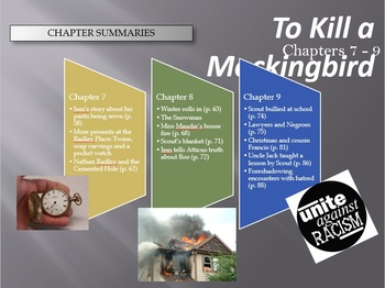 chapter 9 to kill a mockingbird sparknotes