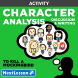 To Kill A Mockingbird: Character Analysis - Projects & PBL