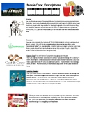 To Kill A Mockingbird Charts and Projects