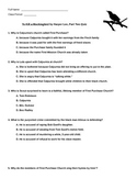 To Kill A Mockingbird Close Reading Test, Part Two (of two)