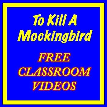 To Kill A Mockingbird Educational VIDEOS