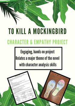 To Kill A Mockingbird Empathy & Characterization