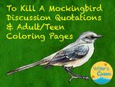 To Kill A Mockingbird Enrichment Activities, Adult Teen Co