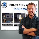 To Kill A Mockingbird: Literary Conflict - Character vs. M