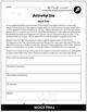 To Kill A Mockingbird - Literature Kit Gr. 9-12 - BONUS WORKSHEETS