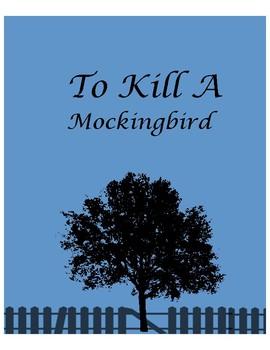 To Kill A Mockingbird Minimalist Poster