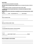 To Kill A Mockingbird Quote Analysis Worksheets