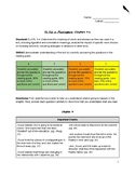 To Kill A Mockingbird Reading Guide, Chapters 4-6