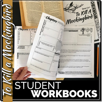To Kill A Mockingbird Student Workbooks By Stacey Lloyd Tpt