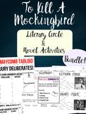To Kill A Mockingbird Literary Circle Unit Tabloid Writing Activity