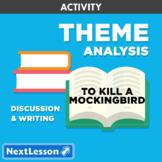 To Kill A Mockingbird: Theme Analysis - Projects & PBL
