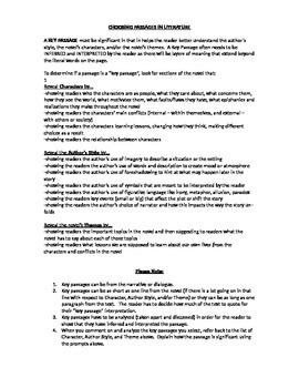 To Kill A Mockingbird Triple Entry Journals
