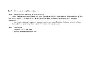 To Kill A Mockingbird; iPad; Thinglink; Inquiry-Based-Question