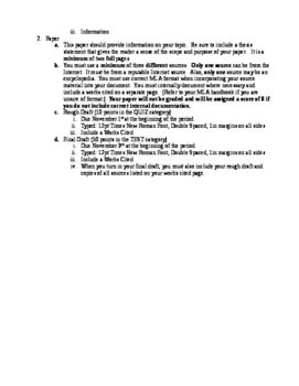 To Kill A Mockingbird research project