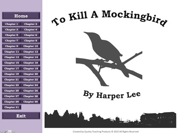 To Kill a Mockingbird Literature Guide