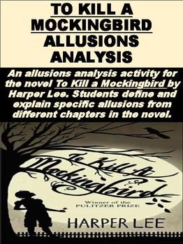 """To Kill a Mockingbird"" Allusions Analysis"