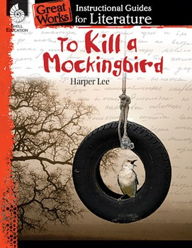 To Kill a Mockingbird: An Instructional Guide for Literature (Physical book)