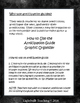 To Kill a Mockingbird Anticipation Guide and KWHL Chart