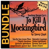 To Kill a Mockingbird BUNDLE