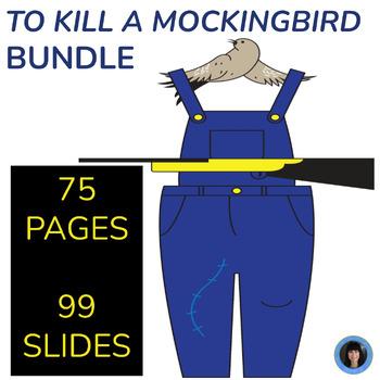 TO KILL A MOCKINGBIRD: BUNDLED UNIT (Google Classroom & Daily Dilemma)
