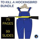TO KILL A MOCKINGBIRD: BUNDLE (Google Classroom, Daily Dilemma, Analytical Q)