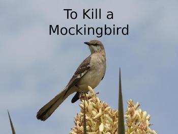 To Kill a Mockingbird - Background