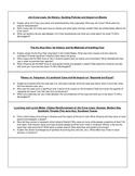 To Kill a Mockingbird Background Research Topics