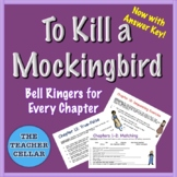 To Kill a Mockingbird Bell Ringers for Every Chapter
