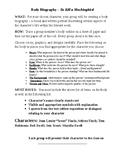 To Kill a Mockingbird Body Biography Project