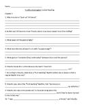 To Kill a Mockingbird Chapter 5 Guided Reading