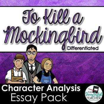 To Kill a Mockingbird Essay: Character Analysis