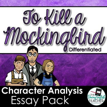 the english teacher character analysis