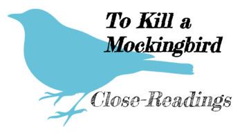 To Kill a Mockingbird Close Reading Activities