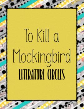 To Kill a Mockingbird Companion Book Literature Circles