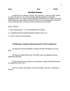 To Kill a Mockingbird - Comprehensive Essay Assignment - CCSS Aligned