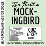 To Kill a Mockingbird Quiz Bundle (Set of 13 Assessments)