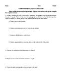 To Kill a Mockingbird - Comprehensive Study Guide Packet -