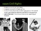 To Kill a Mockingbird Context Lesson: 1950s America Powerpoint Presentation