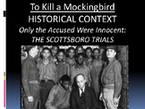 To Kill a Mockingbird Context Lesson: The Scottsboro Boys